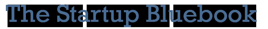 Startup Bluebook logo